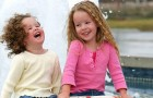 I bambini che sono davvero felici tendono ad essere chiassosi e vivaci