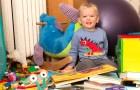 Votre maison est en désordre ? Parfait, votre enfant sera plus intelligent et plus créatif !