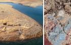 Une période de sécheresse fait apparaître un mystérieux édifice datant d'il y a 3 400 ans