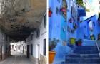7 van de zeldzaamste en meest eigenaardige steden in de wereld
