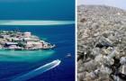 Thilafushi, l'isola paradisiaca che il turismo ha trasformato in una discarica a cielo aperto