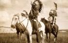 Quelques rares photographies d'Amérindiens du début du XXe siècle : l'un des derniers témoignages d'un peuple glorieux