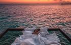 In diesem Resort können Sie unter den Sternen am Wasser schlafen: Die Fotos sind spektakulär