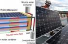 Diese brillante Generation von Solarsystemen kann Strom und sauberes Wasser für Millionen von Menschen produzieren