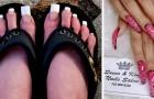 La nuova moda delle unghie lunghe impazza in tutto il mondo, ma le foto sono da brividi