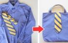 10 cose sorprendenti che potete ricavare da una vecchia camicia da uomo