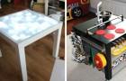 12 cose strepitose che puoi ricavare con il tavolino IKEA, un oggetto famosissimo e dal prezzo irrisorio