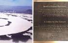 In Islanda è stata installata una targa per ricordare il primo ghiacciaio