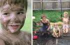 Les enfants qui jouent avec la boue et le sable grandiront en meilleure santé et plus forts : des études le confirment