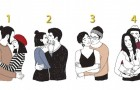 El abrazo que te atrae más puede ayudarte a entender que cosa cuenta más para ti en una relación