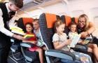 Dieses Unternehmen verteilt Bücher an Kinder, um die Verwendung von Tablets und Smartphones während des Fluges zu verhindern