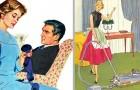 Aan deze foto's kunnen we zien hoe de rol van vrouwen is veranderd de afgelopen 50 jaar