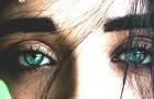 Le persone con gli occhi verdi sono tanto rare quanto affascinanti: ecco la ragione