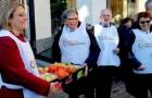 A Milano il primo centro di raccolta che farà risparmiare 60 tonnellate di cibo all'anno