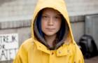 Greta Thunberg steekt de Atlantische Oceaan over met een zeilboot met nul emissie