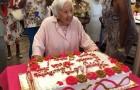 Esta mujer de 107 años revela el secreto suyo para la longevidad: