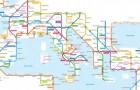 L'Empire romain comme une ligne de métro : l'intuition brillante d'un chercheur américain