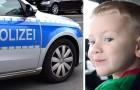 Ein Vater fährt bei Rot über die Ampel und sein 5-jähriger Sohn ruft die Polizei,