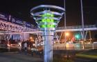 Dieser spezielle Turm filtert verschmutzte Luft und erzeugt Sauerstoff: die Idee eines Start-ups zur Rettung von Städten