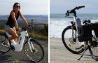 Alpha 2.0 ist das erste leicht wiederaufladbare und sparsame elektrische Wasserstoff-Fahrrad