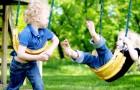 Fate giocare i vostri bambini: il tempo dell'infanzia non torna più indietro