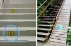 Diese Wege für Behinderte sind so absurd, dass man sich fragen wird, welches