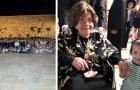 Sie überlebte Auschwitz und feierte mit ihren 400 Nachkommen ihren 104. Geburtstag