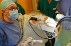 Un team di chirurghi italiani salva un bimbo di 11 anni grazie all'aiuto di un robot