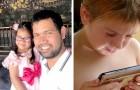 Questo papà avverte su ciò che è successo alla figlia dopo un uso ECCESSIVO del cellulare