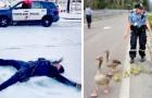 11 foto divertenti mostrano il lato