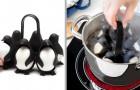 Questo originale utensile da cucina vi aiuterà a bollire le uova in modo divertente ed efficace