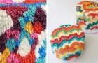 Questa donna crea delle torte spettacolari che sembrano ricoperte da tappeti colorati!