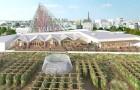 L'orto sui tetti più grande del mondo sorgerà a Parigi: fornirà una tonnellata di cibo al giorno