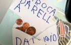 Un bambino sardo di 6 anni dona i suoi