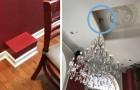 17 objecten en situaties die niet geheel symmetrisch zijn waardoor je je een beetje ongemakkelijk zult voelen