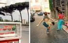 Wie war Italien in den 80er Jahren: eine bewegende Erinnerung in den Aufnahmen dieses amerikanischen Fotografen