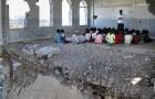 Primo giorno di scuola in Yemen: la foto ci mostra cosa significa essere bambini in un paese in guerra