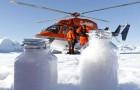 In Artico nevica plastica: migliaia di particelle trovate anche nelle zone più remote