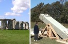 Un carpentiere in pensione spiega come potrebbe essere stato costruito il complesso di Stonehenge
