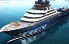 Cet énorme navire anti-plastique est un concentré de technologie au service de l'environnement
