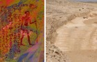 Archeologen ontdekken een helling waardoor de oude Egyptenaren de piramides konden bouwen
