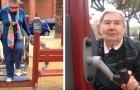 In Spanien wird der Spielplatz für ältere Menschen geboren: So bekämpfen sie die Einsamkeit und halten sich in Form