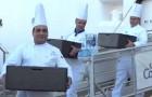Napoli: il cibo non servito in crociera viene donato alle persone meno fortunate