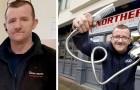 La storia di James Anderson, idraulico inglese che fa riparazioni gratis a chi è meno fortunato