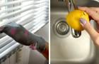 22 trucchi efficaci per pulire la casa evitando l'uso di prodotti chimici