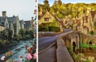 Deze 10 Engelse dorpen zijn zo pittoresk dat ze uit een sprookje lijken te komen