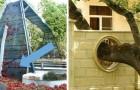 Deze 14 gebouwen laten ons zien wat het betekent om de natuur echt te respecteren