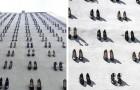 Istanbul: das beeindruckende Denkmal zum Gedenken an die 440 weiblichen Opfer häuslicher Gewalt im Jahr 2018