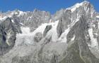 Allarme sul Monte Bianco: il ghiacciaio di Courmayeur si sta sciogliendo ad una velocità di 50 cm al giorno