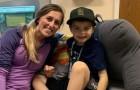 Diese Krankenschwester spendet ein Stück ihrer Leber, um einen 8-jährigen Patienten zu retten
